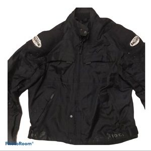 Joe Rocket Ballistic Series Black Armoured Jacket